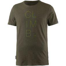Mammut Massone Printshirt Herren iguana melange-aloe