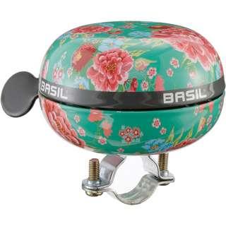 Basil Big Bell Bloom Fahrradklingel emerald green