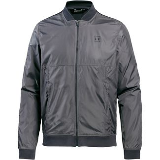 Under Armour Bomberjacke Herren graphite-black