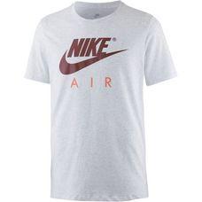Nike T-Shirt Herren birch heather