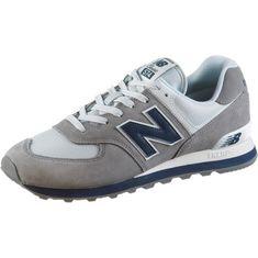 NEW BALANCE ML574 Sneaker Herren gunmetal