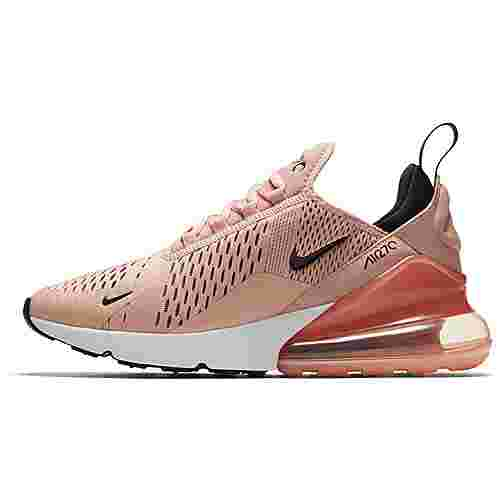 nike air max 270 sneaker damen coral stardust black summit. Black Bedroom Furniture Sets. Home Design Ideas
