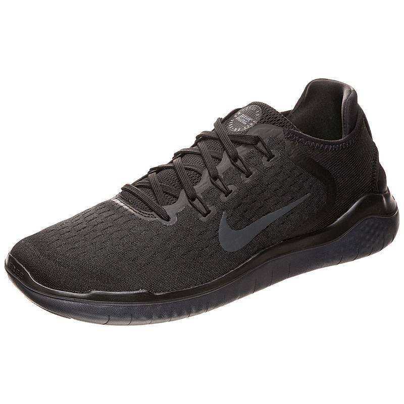 watch 6d8d3 3a3c6 Nike Free RN 2018 Laufschuhe Herren schwarz  anthrazit