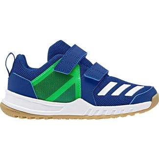 adidas Hallenschuhe Kinder collegiate royal