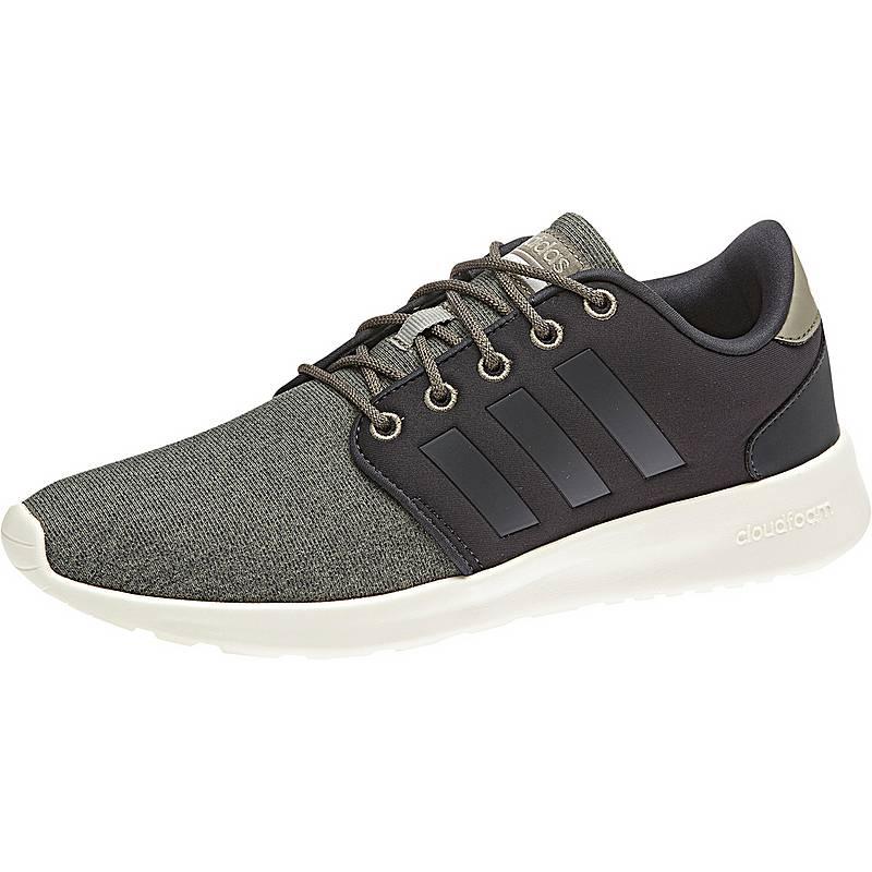 promo code 56544 88608 adidas CF QT RACER Sneaker Damen carbon