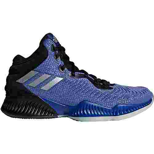 adidas Mad Bounce 2018 Basketballschuhe Herren collegiate royal