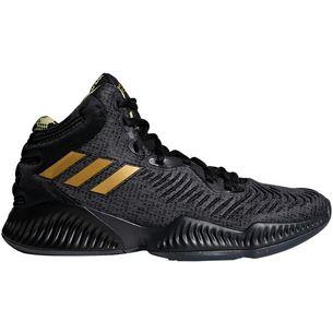 adidas Mad Bounce 2018 Basketballschuhe Herren core black
