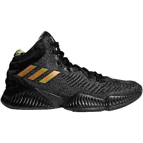 adidas Mad Bounce 2018 Basketballschuhe Herren core black