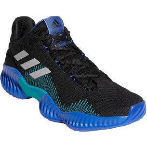 adidas Pro Bounce 2018 Low Basketballschuhe Herren core black