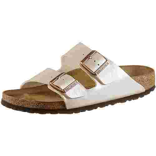 Birkenstock ARIZONA Sandalen Damen graceful pearl white