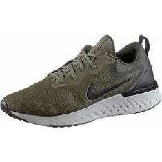 Nike ODYSSEY REACT Laufschuhe Herren med-olive-black-sequoia-lt-silver