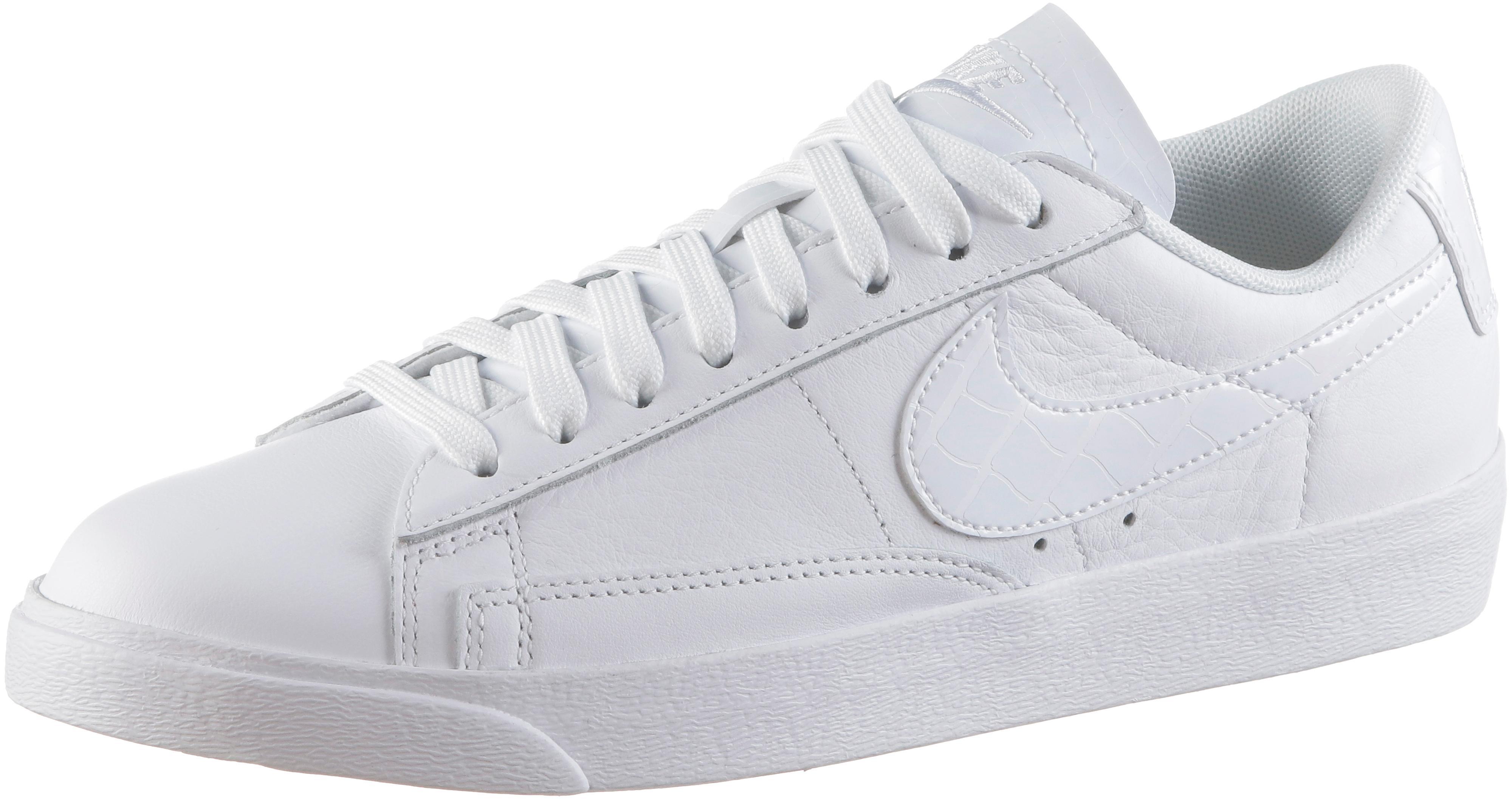 Nike Blazer Low Turnschuhe Damen Weiß-Weiß im Online Shop Shop Shop von SportScheck kaufen Gute Qualität beliebte Schuhe 44a343