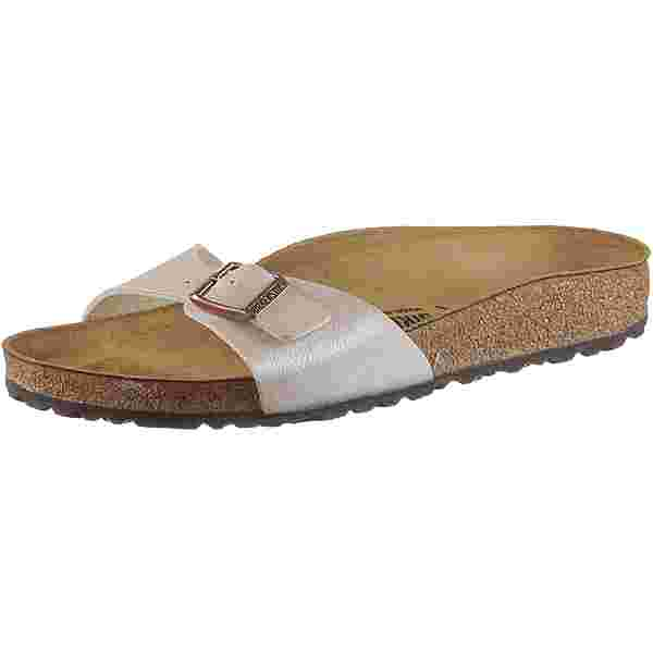 Birkenstock MADRID Sandalen Damen graceful pearl white