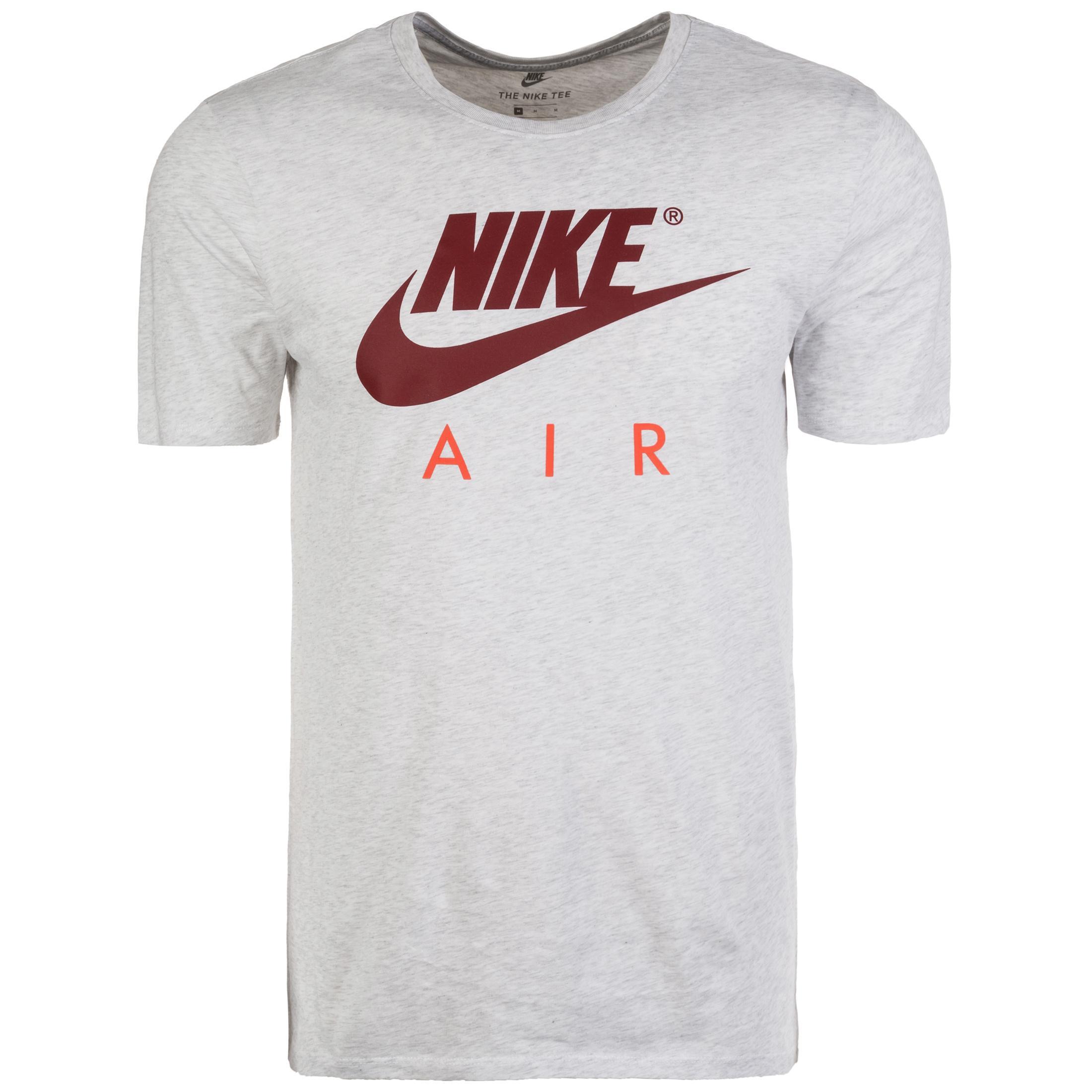meet 9aeea 6057d Nike Air T-Shirt Herren weiß / rot im Online Shop von SportScheck kaufen