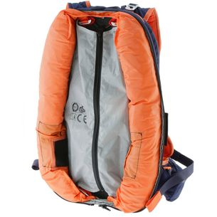 ABS P.RIDE Base Unit Lawinenrucksack deep blue
