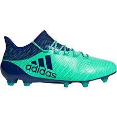 adidas X 17.1 FG Fußballschuhe Herren aero green