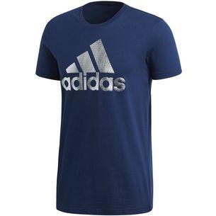 adidas BOS Foil T-Shirt Herren collegiate-navy