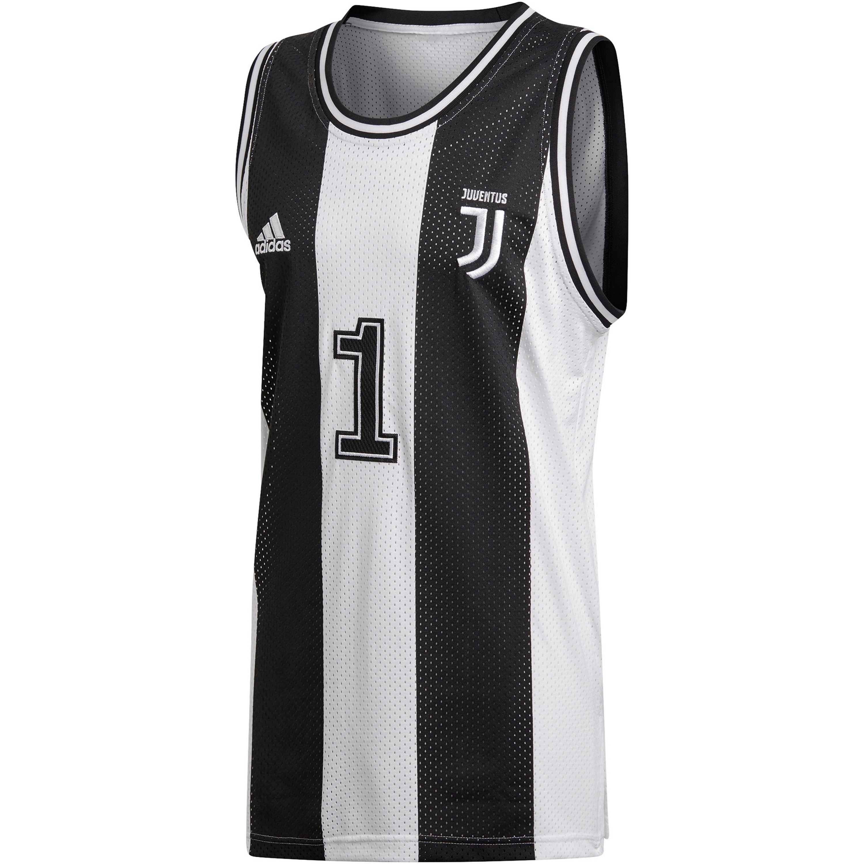 Image of adidas Juventus Turin Basketballtrikot Herren