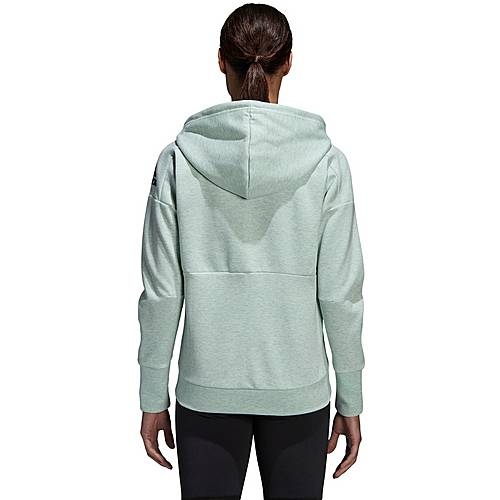 Adidas ID Stadium Sweatjacke Damen stadium heather clear