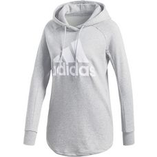 adidas Sport ID Hoodie Damen medium grey heather