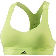 adidas Stronger Chill Sport-BH Damen semi frozen yellow