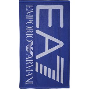 EA7 Emporio Armani Sea World Handtuch mazarine blue