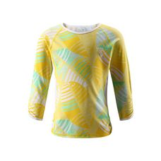 reima Costa UV-Shirt Kinder Yellow