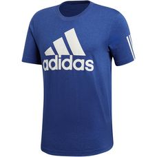 adidas SID Logo T-Shirt Herren mystery-ink-mel