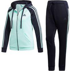 adidas Trainingsanzug Damen clear mint