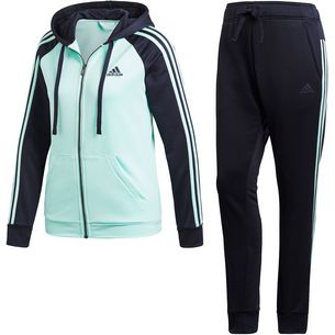 adidas Trainingsanzug Damen clear mint
