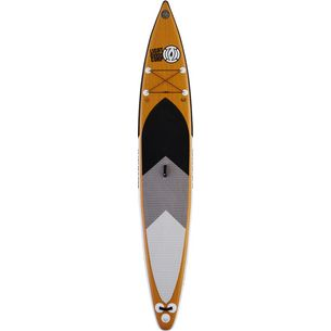 Light MFT Tourer 14`0 SUP Board braun