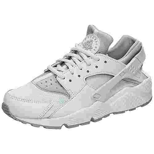 Nike Air Huarache Run Sneaker Damen grau / weiß