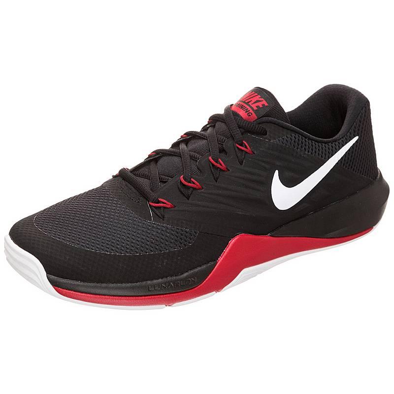2019 Nike Lunar Fingertrap Tr Schwarz Gym Rot Schuhe www