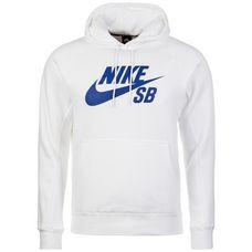 Nike Icon Hoodie Herren weiß / blau