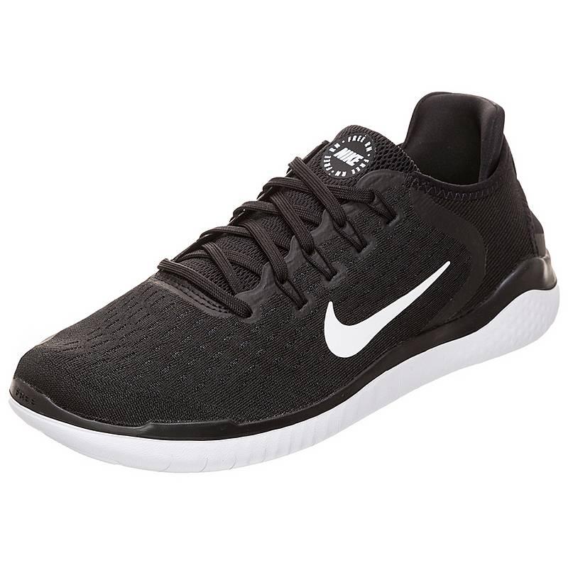 huge selection of 15e39 21454 Nike Free RN 2018 Laufschuhe Damen schwarz  weiß