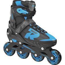 ROCES Jokey 2.0 Fitness Skates Kinder black-astro blue