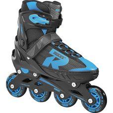 ROCES Jockey 2.0 Fitness Skates Kinder black-astro blue
