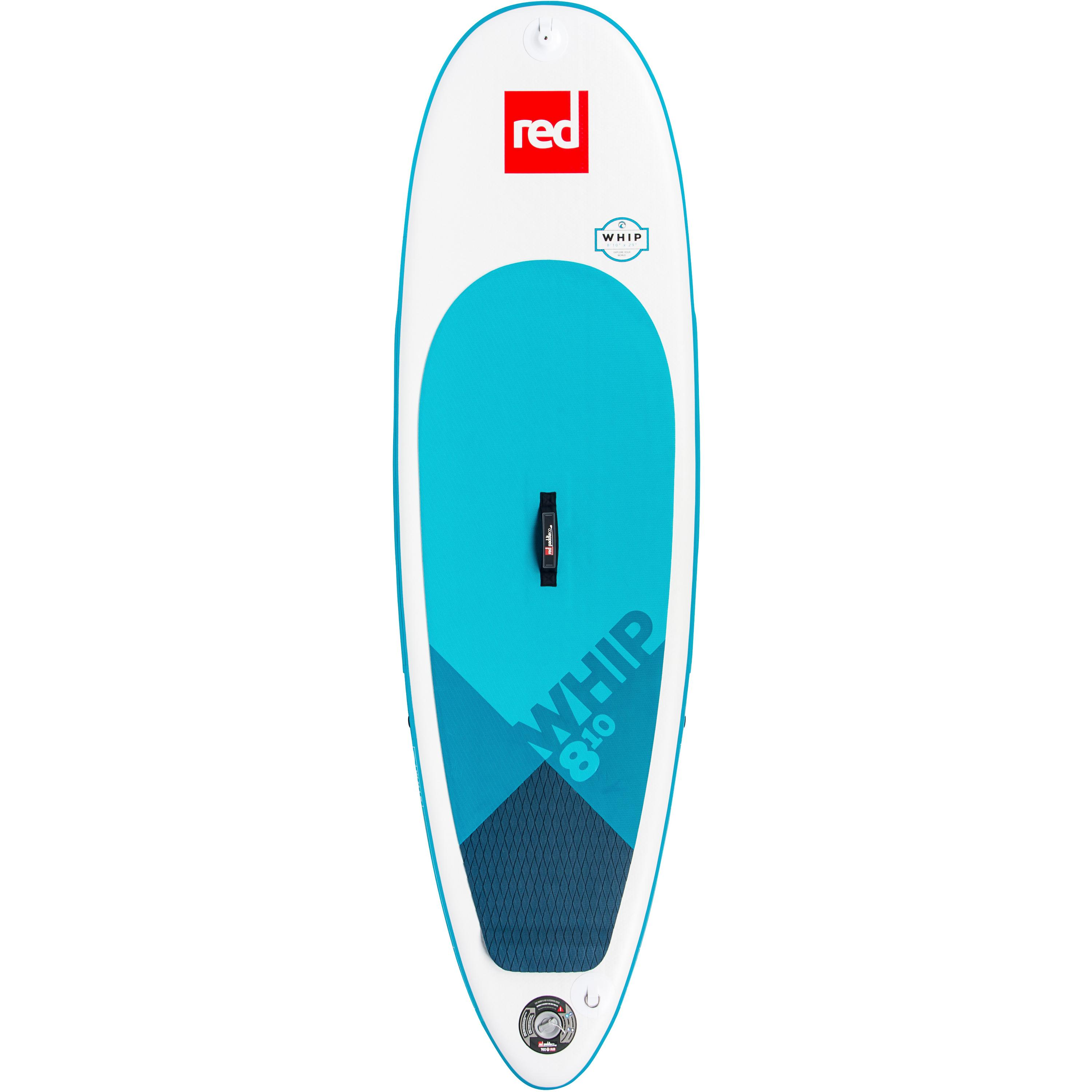 Red Paddle WHIP 8´10´´ SUP Board