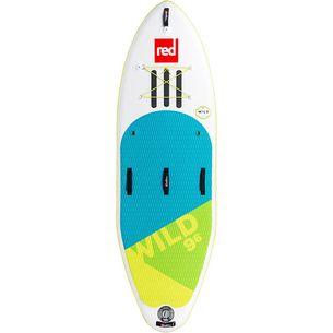 "Red Paddle WILD 9'6"" SUP Board grün"