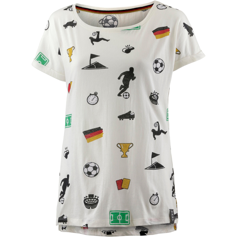 unifit Deutschland 2018 T-Shirt Damen