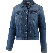 Tommy Jeans Jeansjacke Damen newport mid blue