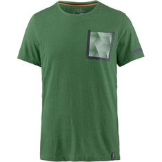 unifit Deutschland 2018 T-Shirt Herren grün