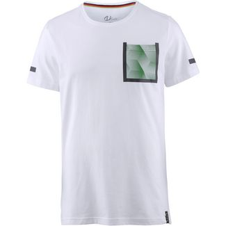 unifit Deutschland 2018 T-Shirt Herren weiß