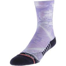 Stance SQUAT GOALS Sneakersocken Damen purple