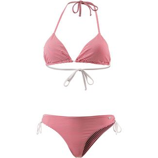 EA7 Emporio Armani Sea World Bikini Set Damen white-red