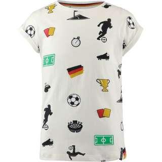 unifit Deutschland 2018 T-Shirt Kinder offwhite