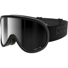 POC Retina All Black Skibrille uranium black