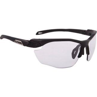 ALPINA TWIST FIVE HR Sportbrille black matt