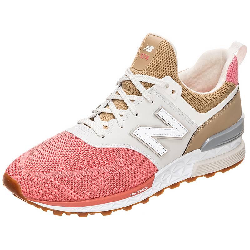 sports shoes fcc41 f4014 NEW BALANCEMS574EKFD Sneakerbeige   korall