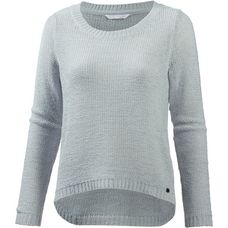 Only Strickpullover Damen halogen blue